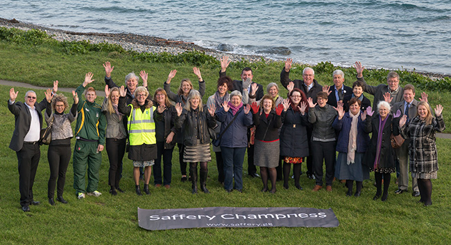 Record number of organisations to benefit from 2016 Saffery Rotary Walk funds