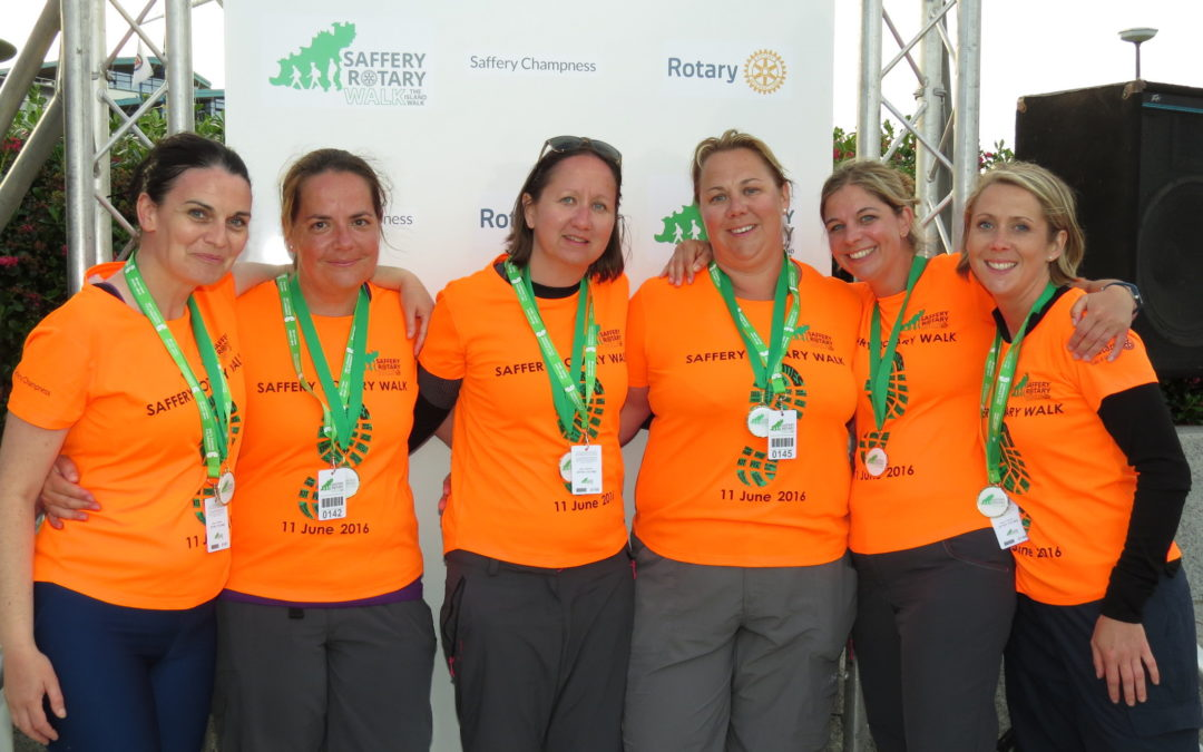 Relay teams encouraged to sign-up for Saffery Rotary Walk